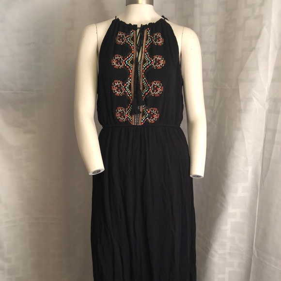 Staccato Dresses & Skirts - Staccato NWT Embroidered boho maxi dress